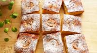 今年は、誕生日の前々日の夜になって、ケーキいらないと言っていた院長が 「やっぱり欲しいなぁー…」といったため市販のケーキが間に合わず、 前日の夜に「超簡単♡バナナのパウンドケーキ」 http://cookpad.com/recipe/3089073 を恐る恐る丸いケーキ型で焼きました。 家族の誕生日には、朝食の前にケーキを食べることが多いので、 市販のシフォ ...