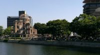 急きょ行ってみたいという院長の意見から平和記念式典で黙とうしてきました。 以下、2017年平和記念式典パンフレットのサイトです。 http://www.city.hiroshima.lg.jp/www/contents/1344232091477/index.html 8月6日が日曜日になるのは、6年後の2023年になるということで、 自宅を朝5:30に車で ...